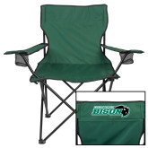 Deluxe Green Captains Chair-N