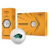 Callaway Warbird Golf Balls 12/pkg-N w/Bison