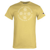 Champion Vegas Gold T Shirt-Primary