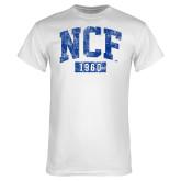 White T Shirt-NCF 1960