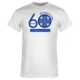 White T Shirt-60th Anniversary