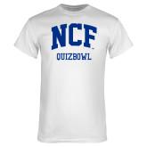 White T Shirt-Quizbowl