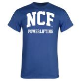 Royal T Shirt-Powerlifting
