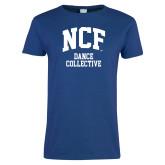 Ladies Royal T Shirt-Dance Collective