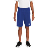 Youth Royal Competitor Shorts-Primary