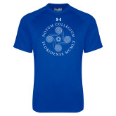 Under Armour Royal Tech Tee-Primary