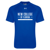Under Armour Royal Tech Tee-New College Established