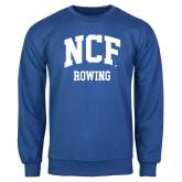Royal Fleece Crew-Rowing