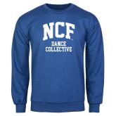 Royal Fleece Crew-Dance Collective