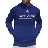 Adidas Royal Team Issue Hoodie-Wordmark