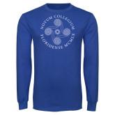 Royal Long Sleeve T Shirt-Primary