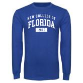 Royal Long Sleeve T Shirt-NCF 1960