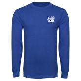 Royal Long Sleeve T Shirt-60th Anniversary