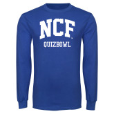 Royal Long Sleeve T Shirt-Quizbowl