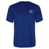 Performance Royal Tee-Primary