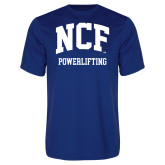 Performance Royal Tee-Powerlifting