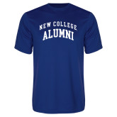 Performance Royal Tee-Alumni