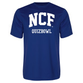 Performance Royal Tee-Quizbowl