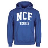 Royal Fleece Hoodie-Tennis