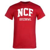 Red T Shirt-Quizbowl