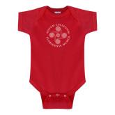 Red Infant Onesie-Primary