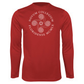 Performance Red Longsleeve Shirt-Primary