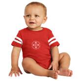 Vintage Red Jersey Onesie-Primary