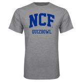Grey T Shirt-Quizbowl