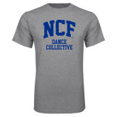 Grey T Shirt-Dance Collective