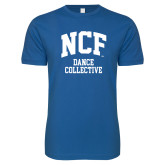 Next Level SoftStyle Royal T Shirt-Dance Collective