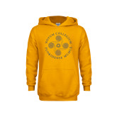Youth Gold Fleece Hoodie-Primary