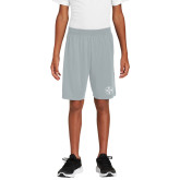 Youth Silver Competitor Shorts-Primary