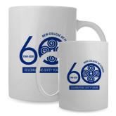 Full Color White Mug 15oz-60th Anniversary