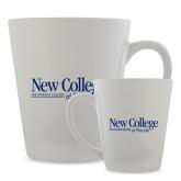 Full Color Latte Mug 12oz-Wordmark