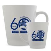 Full Color Latte Mug 12oz-60th Anniversary
