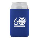 Neoprene Royal Can Holder-60th Anniversary
