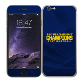 iPhone 6 Skin-Baseball SoCon Champions 2017 Text