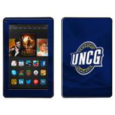Kindle Fire Skin-UNCG Shield