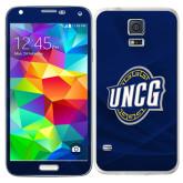 Galaxy S5 Skin-UNCG Shield