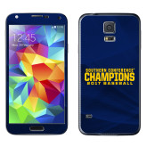 Galaxy S5 Skin-Baseball SoCon Champions 2017 Text