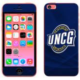 iPhone 5c Skin-UNCG Shield