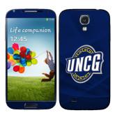 Galaxy S4 Skin-UNCG Shield