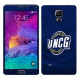 Galaxy Note 4 Skin-UNCG Shield