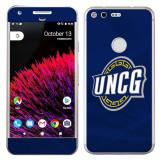 Google Pixel Skin-UNCG Shield