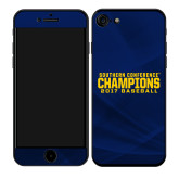 iPhone 7 Skin-Baseball SoCon Champions 2017 Text