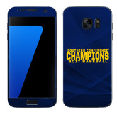 Samsung Galaxy S7 Skin-Baseball SoCon Champions 2017 Text