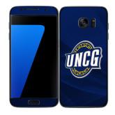 Samsung Galaxy S7 Edge Skin-UNCG Shield