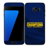 Samsung Galaxy S7 Edge Skin-Baseball SoCon Champions 2017 Text