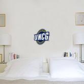 1 ft x 1 ft Fan WallSkinz-UNCG Shield