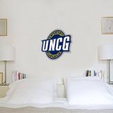 2 ft x 2 ft Fan WallSkinz-UNCG Shield